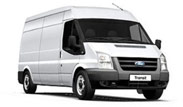 rent a car Ford Transit
